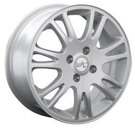 Автомобильный диск Литой LegeArtis SZ9 6x15 4/100 ET 45 DIA 54,1 Sil