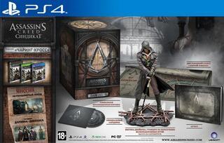 Игра для PS4 Assassin's Creed: Синдикат Коллекционное издание Чаринг-Кросс