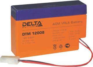 Аккумуляторная батарея для ИБП Delta DTM 12008
