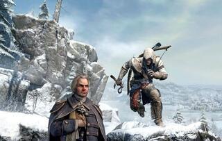 Игра для Wii U Assassin's Creed III