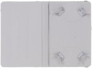 """Чехол-книжка для планшета универсальный 8""""  синий"""