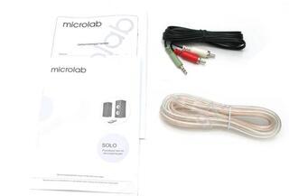 Колонки Microlab 2.0 SOLO3С