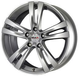 Автомобильный диск литой MAK Zenith 6,5x16 5/110 ET 35 DIA 65,1 Hyper Silver