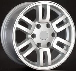 Автомобильный диск литой LegeArtis MZ37 7x16 6/139,7 ET 10 DIA 93,1 SF