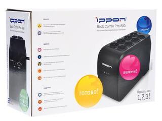 ИБП IPPON Back Comfo PRO 800
