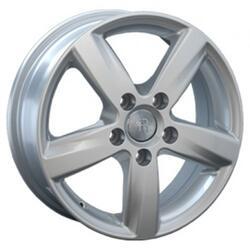 Автомобильный диск литой Replay VV51 6x15 5/100 ET 40 DIA 57,1 Sil