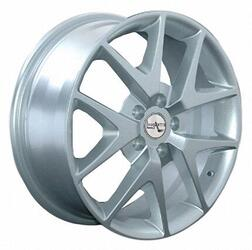 Автомобильный диск Литой LegeArtis NS60 7,5x18 5/114,3 ET 50 DIA 66,1 Sil