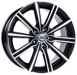 Автомобильный диск Литой Nitro Y3123 7x17 5/115 ET 44 DIA 70,1 BFP