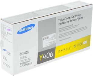 Картридж лазерный Samsung CLT-Y406S