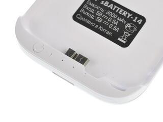 Чехол-батарея Func SBattery-14 белый