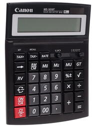 Калькулятор бухгалтерский Canon WS-1610 T