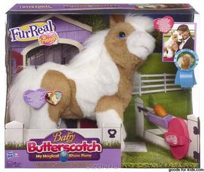 Интерактивная игрушка Hasbro FurReal Friends Малыш пони