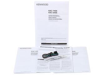 Усилитель Kenwood KAC-6406