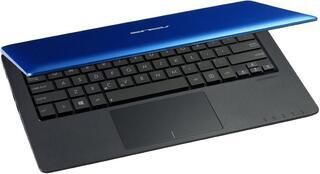 "Ноутбук Asus X200MA-KX049H Celeron N2815/4Gb/500Gb/GMA/11.6""/HD/Glare/1280x720/Win 8.1 SL 64/blue/WiFi/Cam"