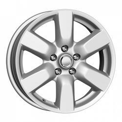 Автомобильный диск Литой K&K КС507 6,5x17 5/114,3 ET 45 DIA 66,1