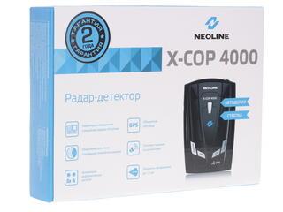 Радар-детектор Neoline X-COP 4000
