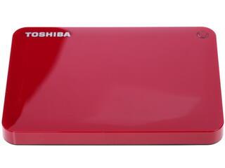 """2.5"""" Внешний HDD Toshiba CANVIO Connect II [HDTC810ER3AA]"""