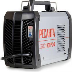 Сварочный аппарат Ресанта САИ 190ПРОФ