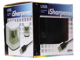 Точилка для карандашей iSharpener