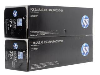 Картридж лазерный HP 35A (CB435AF)