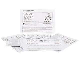Синтезатор Casio SA-46
