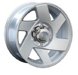 Автомобильный диск литой Replay MI28 7x16 6/139,7 ET 10 DIA 107,5 Sil