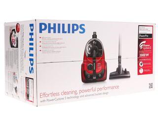 Пылесос Philips FC8760 красный