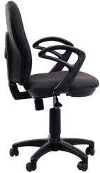 Кресло офисное Бюрократ CH-513AXN серый