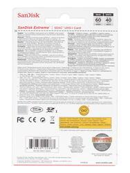 Карта памяти SanDisk EXTREME SDXC 64 Гб