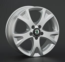 Автомобильный диск Литой Replay SK5 6x15 5/112 ET 47 DIA 57,1 HP