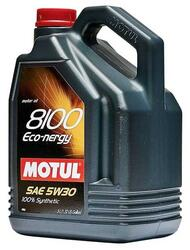 Моторное масло MOTUL 8100 X-clean 5W30 102020