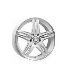 Автомобильный диск  K&K Омаха 8x18 5/130 ET 43 DIA 84,1 Алмаз вайт
