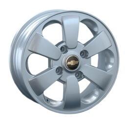 Автомобильный диск Литой LegeArtis GM32 5,5x14 4/114,3 ET 44 DIA 56,6 Sil