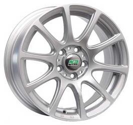 Автомобильный диск Литой Nitro Y1010 6x14 4/98 ET 35 DIA 58,6 Sil
