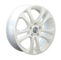 Автомобильный диск литой Replay H33 6,5x17 5/114,3 ET 50 DIA 64,1 White