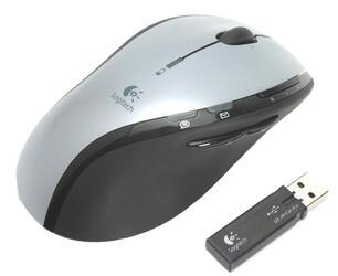 Мышь беспроводная Logitech MX610