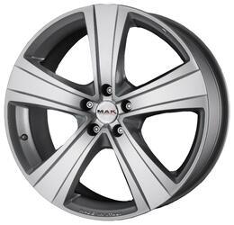 Автомобильный диск литой MAK Van5 6,5x16 5/112 ET 45 DIA 76 Silver