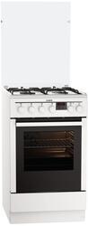 Газовая плита AEG 47335GM-WN белый
