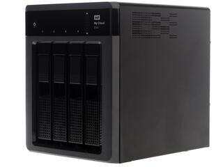 Сетевое хранилище WD My Cloud EX4 0TB WDBWWD0000NBK-EEUE