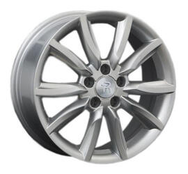 Автомобильный диск литой Replay A28 7x16 5/112 ET 46 DIA 66,6 Sil