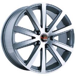 Автомобильный диск Литой LegeArtis VW19 7,5x17 5/112 ET 51 DIA 57,1 GMF