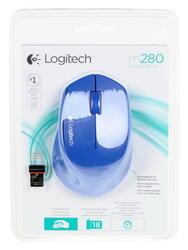Мышь беспроводная Logitech M280