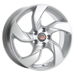 Автомобильный диск Литой LegeArtis Concept-GM502 6,5x16 5/105 ET 39 DIA 56,6 Sil