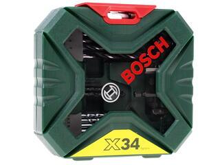 Набор сверл и насадок-бит Bosch 2607010608