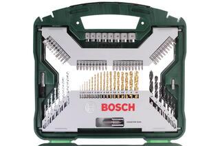Набор сверл и насадок-бит Bosch X-Line Titanium 2607019330