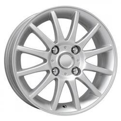 Автомобильный диск литой Replay GN17 6x15 4/114,3 ET 44 DIA 56,6 Sil