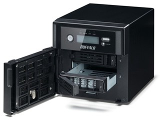 Сетевое хранилище Buffalo TeraStation 5200 TS5200D0602-EU