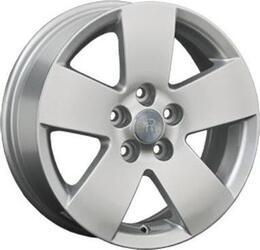 Автомобильный диск литой Replay CR7 6,5x16 5/114,3 ET 39 DIA 67,1 Sil