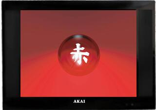 """15"""" (38 см)  LED-телевизор Akai LTA-15A15M черный"""