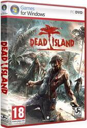 "[132406] Игра ""Dead Island"" DVD"
